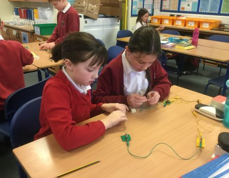 The PTA have recently funded a new Science scheme and resources